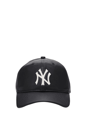 9forty Faux Leather Cap W/ Embroidery