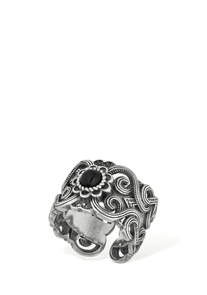 Ornate Silver Ring