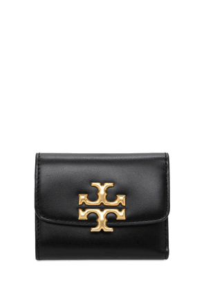 Eleanor Leather Compact Wallet