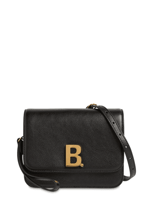 Bdot Leather Shoulder Bag