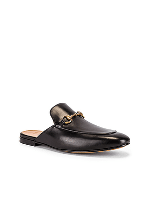 Gucci Kings Mule in Black - Black. Size 8 (also in 11).
