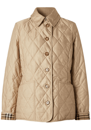 Fernleigh Quilted Short Jacket