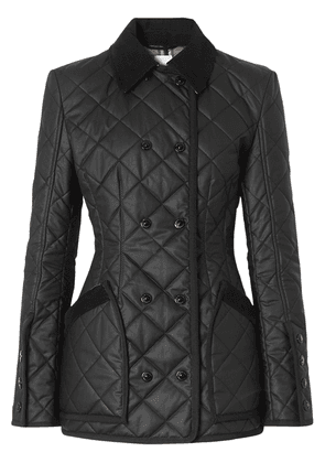Quilted Cotton Short Jacket