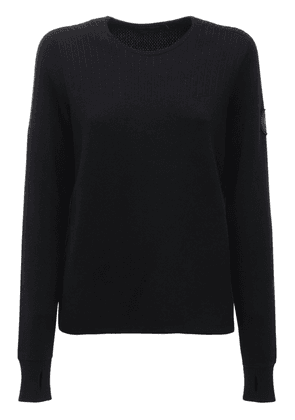 Elmvale Crewneck Wool Blend Sweater