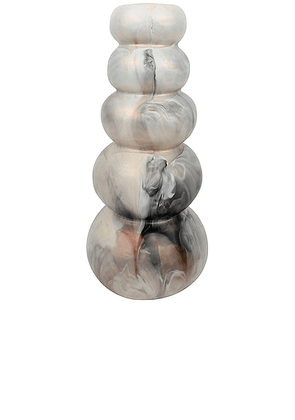 DINOSAUR DESIGNS Pearl Tower Vase in Sandy Pearl - Beauty: NA. Size all.