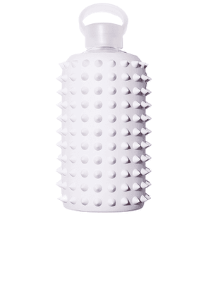 bkr Spiked Lala 1L Water Bottle in Pink.