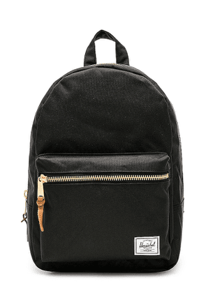 Herschel Supply Co. Grove Small Backpack in Black.