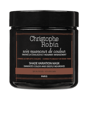 Christophe Robin Shade Variation Care Mask in Beauty: NA.