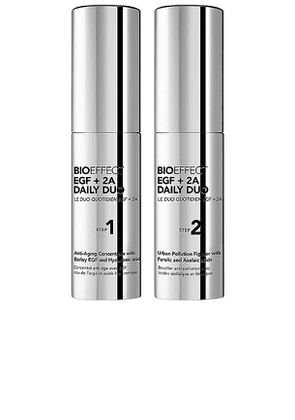 BIOEFFECT EGF + 2A Daily Duo in Beauty: NA.