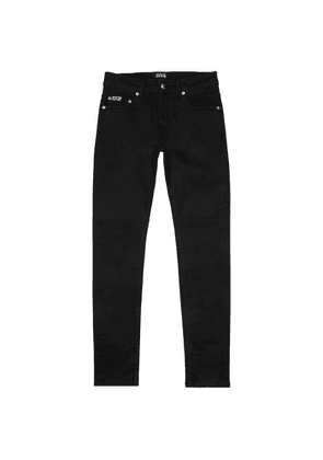 Versace Jeans Couture Black Skinny Jeans