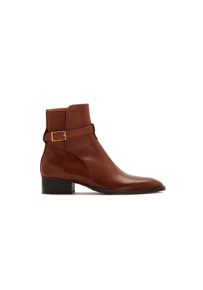 Jigsaw Sloan Ankle Boot Leather