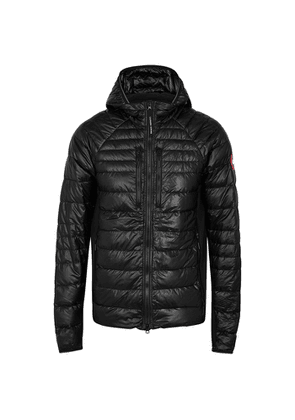 Canada Goose Hybridge Lite Black Quilted Shell Jacket