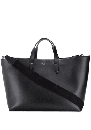 Dolce & Gabbana logo top-handle tote - Black