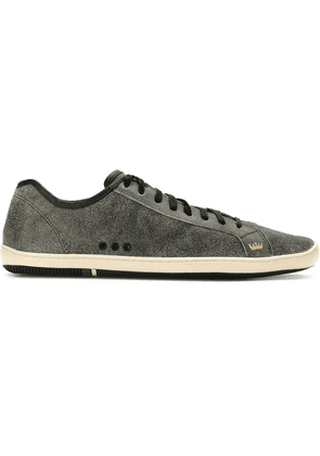 Osklen leather lace-up sneakers - 10