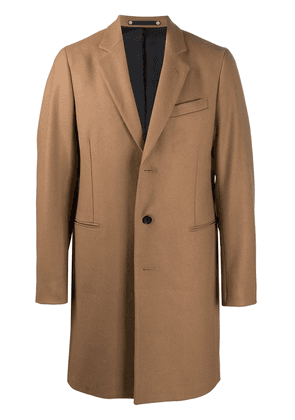 PS Paul Smith single-breasted coat - Brown