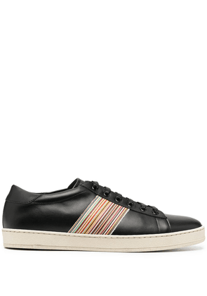 PS Paul Smith signature stripe sneakers - Black