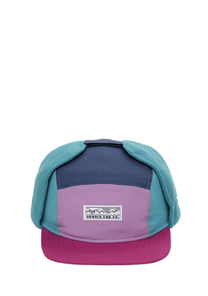 Color Block Camper Hat