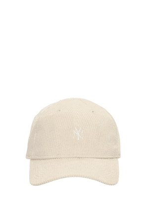 9forty Cotton Velvet Cap W/embroidery