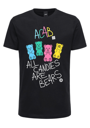 All Candies Are Bears Print T-shirt