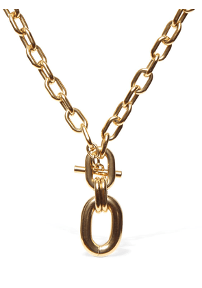 Xl Link Long Chain Necklace