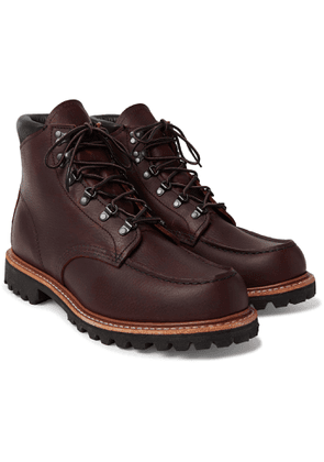 Red Wing Shoes - 2927 Sawmill Leather Boots - Men - Brown