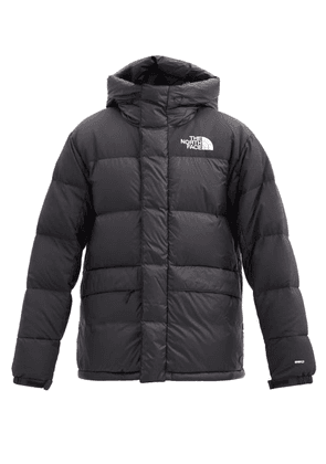 The North Face - Himalayan Hooded Down Coat - Mens - Black