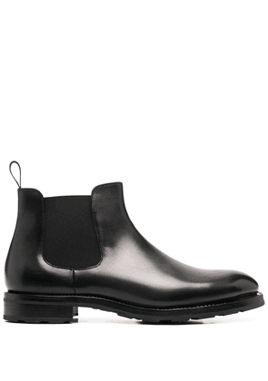 Doucal's Chelsea ankle boots - Black