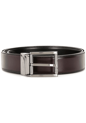 Bally leather belt - Red
