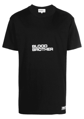 Blood Brother Hayes logo T-shirt - Black