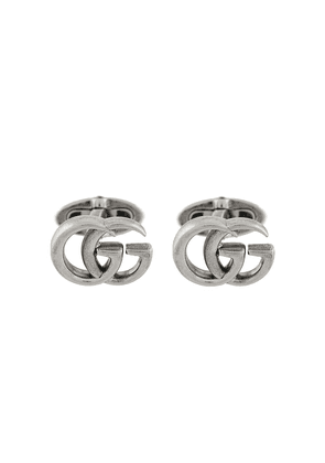 Gucci Double G cufflinks - SILVER