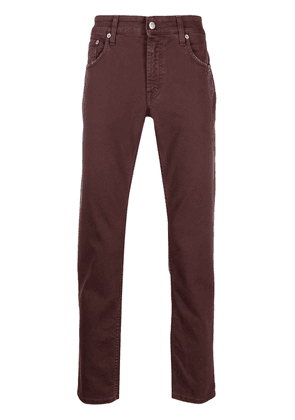 Department 5 Corkey straight-leg jeans - Red