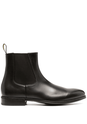 Doucal's almond-toe Chelsea boots - Brown