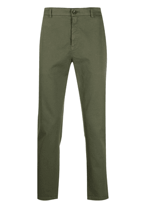 Department 5 slim-fit trousers - Green