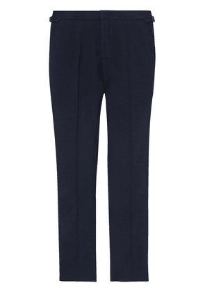 Burberry classic tailored trousers - Blue