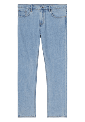 Burberry straight-fit washed jeans - Blue