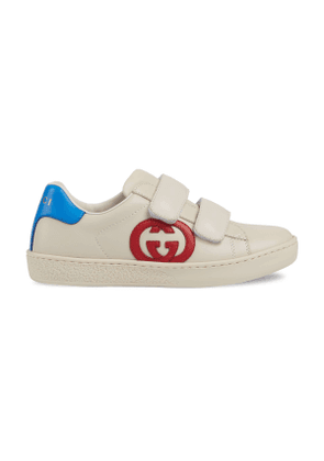Toddler Ace sneaker with Interlocking G