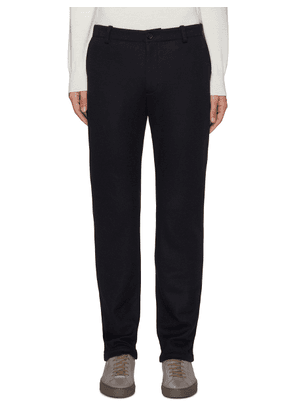 Wool tailored pants