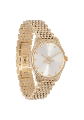 G-Timeless Slim 36mm gold-plated stainless steel watch