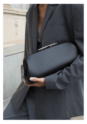 Oister Leather Clutch