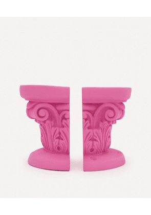 Column Bookends Set of Two