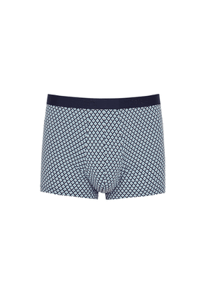 Derek Rose Star 15 Printed Stretch-cotton Boxer Briefs