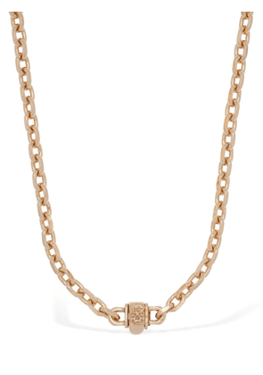 Slim Link Chain Necklace