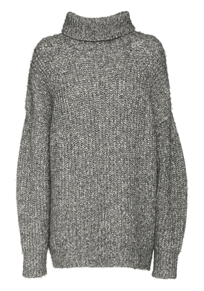 Tonya Knit Cotton Blend Sweater