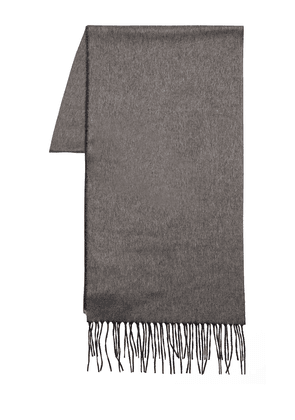 Reversible Silk & Cashmere Scarf