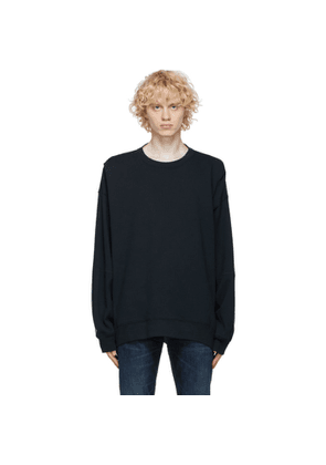 Converse Black Shapes Bubble Sweatshirt