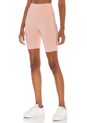 Kappa x JUICY COUTURE Evelyn Short in Pink. Size XS, M, L.