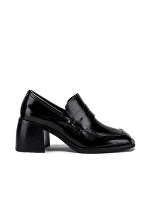 Jeffrey Campbell Ecole Loafer in Black. Size 6.5, 7.5, 8.5, 9, 9.5.
