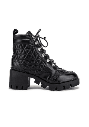 Schutz Cory Boot in Black. Size 6.5, 7.5, 8, 8.5, 9, 9.5, 10.
