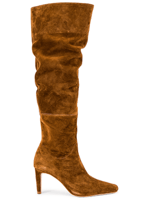 RAYE Ashton Boot in Tan. Size 8.