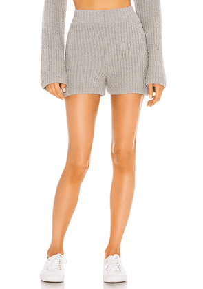 One Grey Day X REVOLVE Clyde Short in Grey. Size XS, M, L.